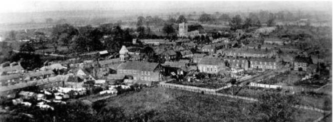 Historical Image of Houghton