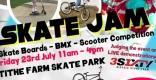 Skate Park Event