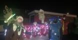 Santa's Float